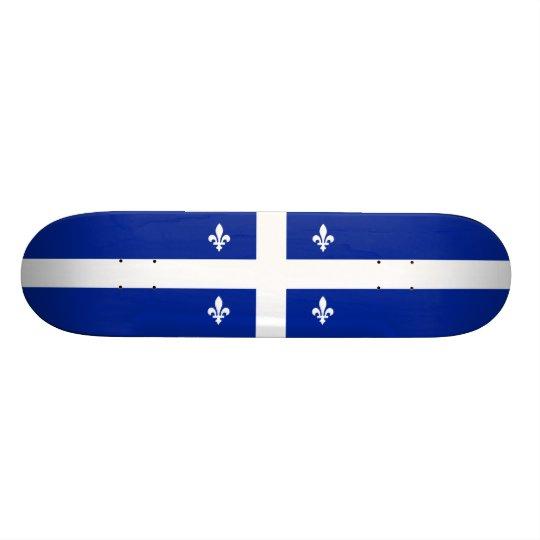 Flag of Quebec Skateboard Deck
