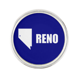 Flag of Reno, Nevada Lapel Pin