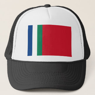 Flag of Republik Maluku Selatan (South Moluccas) Trucker Hat