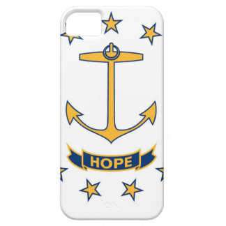 Flag Of Rhode Island Case For The iPhone 5