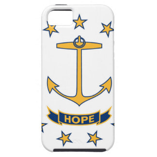 Flag Of Rhode Island iPhone 5 Cases