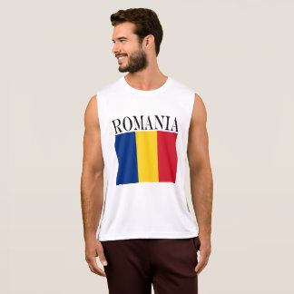 Flag of Romania Tank Top