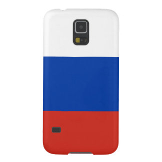 Flag of Russia - Флаг России - Триколор Trikolor Galaxy S5 Covers