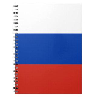 Flag of Russia - Флаг России - Триколор Trikolor Notebook