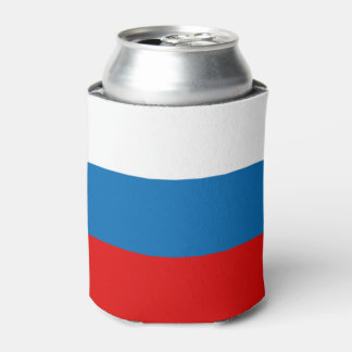 Flag of Russia Can Cooler