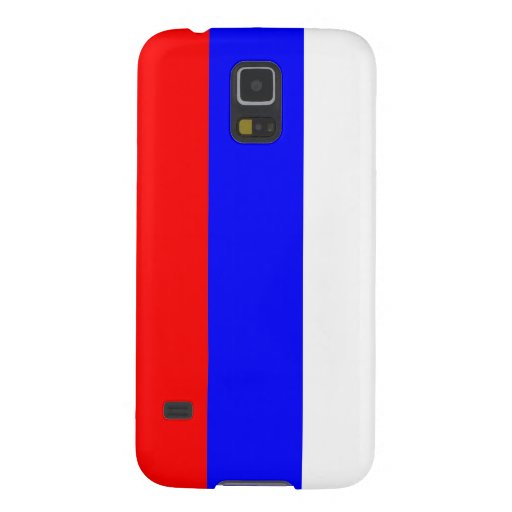 Flag of Russia Galaxy S5 Cover