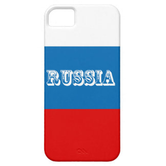 Flag of Russia iPhone 5 Case