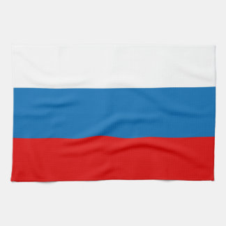 Flag of Russia Kitchen Towel