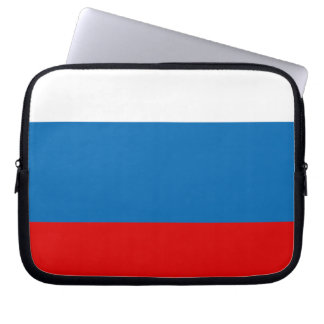 Flag of Russia Laptop Sleeve