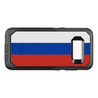 Flag of Russia Samsung OtterBox Case