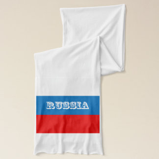 Flag of Russia Scarf