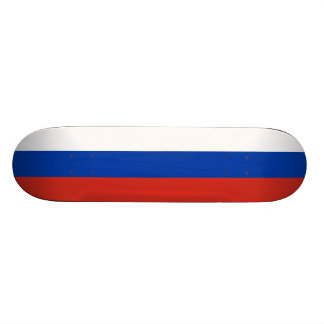 Flag of Russia Skateboard Deck