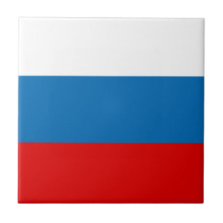 Flag of Russia Tile