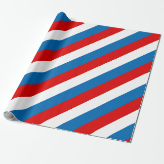 Flag of Russia Wrapping Paper