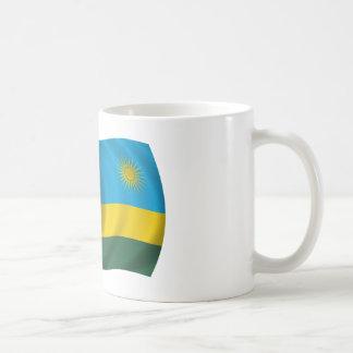 Flag of Rwanda Coffee Mug