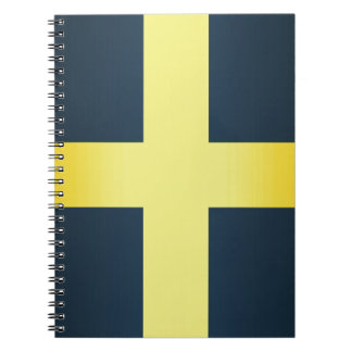 Flag of Saint David Of Wales Note Books