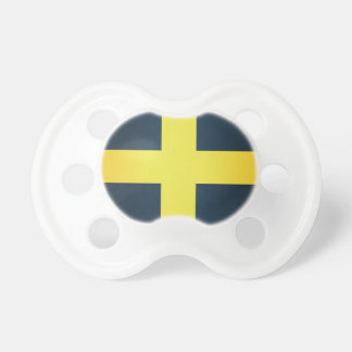 Flag of Saint David Of Wales Pacifier