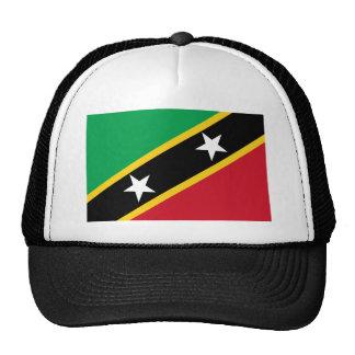 Flag_of_Saint_Kitts_and_Nevis Trucker Hat