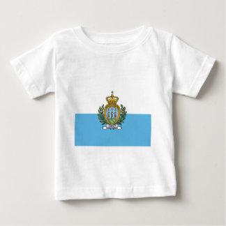 Flag_of_San_Marino Baby T-Shirt