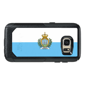 Flag of San Marino Samsung OtterBox Case