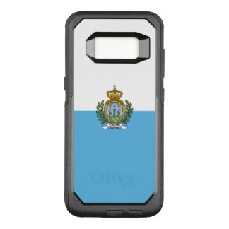 Flag of San Marino Samsung OtterBox Case