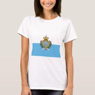 Flag_of_San_Marino T-Shirt