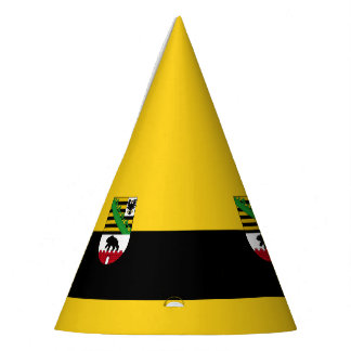 Flag of Saxony-Anhalt Party Hat