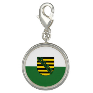 Flag of Saxony Charms