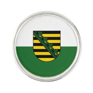 Flag of Saxony Lapel Pin