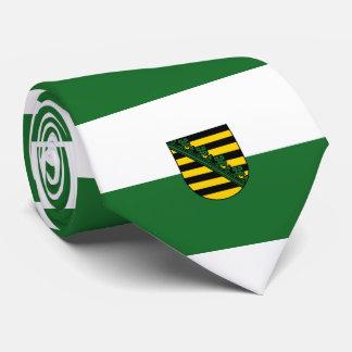 Flag of Saxony Tie
