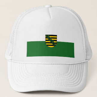 Flag of Saxony Trucker Hat