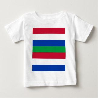 Flag of Schiermonnikoog Baby T-Shirt