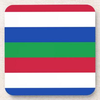 Flag of Schiermonnikoog Coaster
