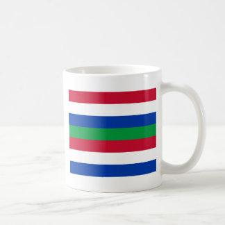 Flag of Schiermonnikoog Coffee Mug