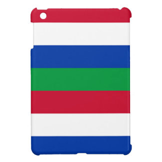 Flag of Schiermonnikoog iPad Mini Covers
