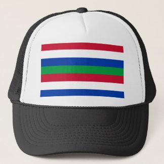 Flag of Schiermonnikoog Trucker Hat
