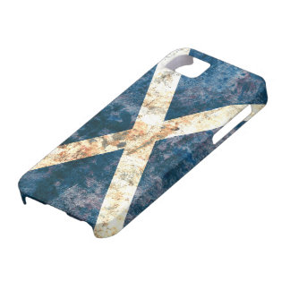 Flag of Scotland Barely There™ for iPhone 5 iPhone 5 Covers