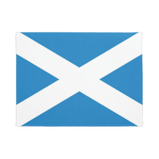 Flag Of Scotland Doormat