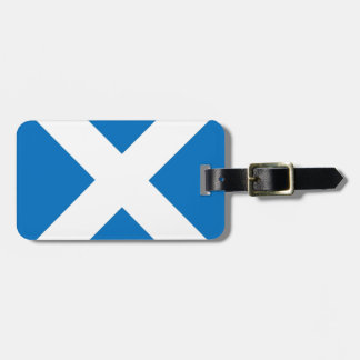 Flag of Scotland Luggage Tag