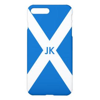 Flag of Scotland or Saltire iPhone 8 Plus/7 Plus Case
