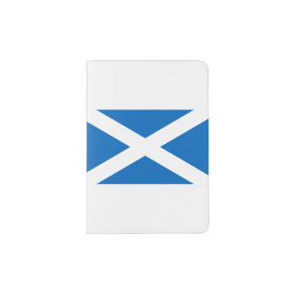 Flag of Scotland - Scottish Flag Passport Holder