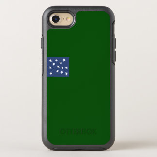 Flag of Second Vermont OtterBox iPhone Case