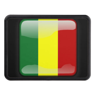 Flag of Senegal Hitch Cover