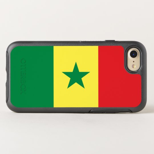 Flag of Senegal OtterBox iPhone Case