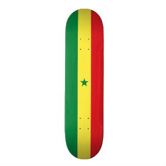Flag of Senegal Skateboard Deck