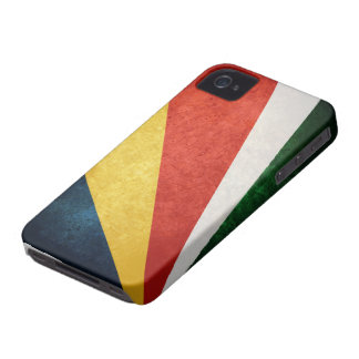 Flag of Seychelles Case-Mate iPhone 4 Cases