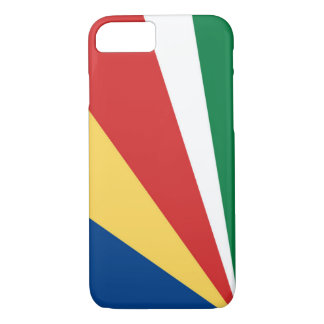 Flag of Seychelles iPhone 7 Case