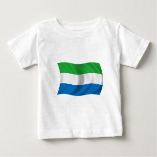 Flag of Sierra Leone Baby T-Shirt