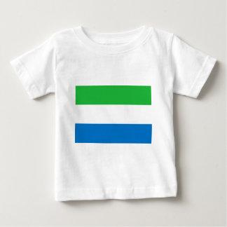 Flag_of_Sierra_Leone Baby T-Shirt