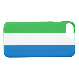 Flag of Sierra Leone iPhone 7 Case
